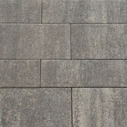 Oprit-steen banenverband 8 cm Icey Blue