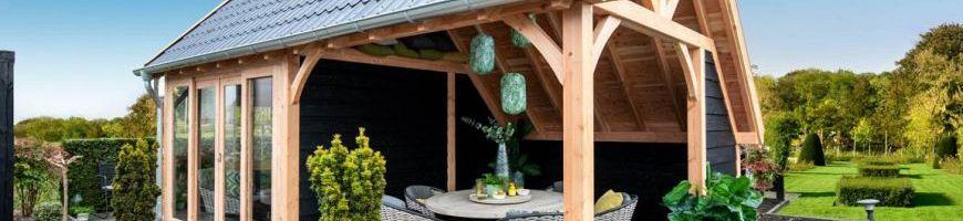 Goten tbv tuinhuis
