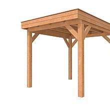 Plat dak - Premium Modulair - vrijstaand