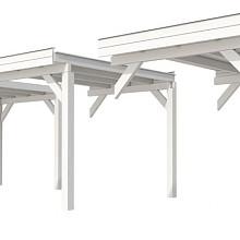 Buitenverblijf - Premium Modulair - Plat dak - Midden